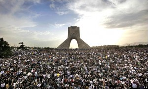 Protests Grow in Iran